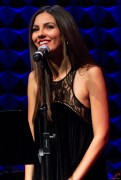 Victoria Justice - Performing at Joe's Pub in NYC - 2/24/14