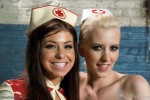 Cherry Torn, Mia Gold : Latex Anal Nurses - Kink/ EverythingButt (2014/ SiteRip)