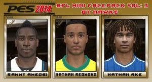 Download PES 2014 BPL Mini Pack Vol. 3 by Hawke