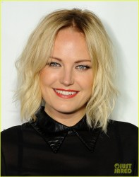 Malin Akerman - His Holiness the 14th Dalai Lama Q&A Event in LA 2/26/14