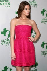 Ashley Greene - Global Green USA's 11th Annual Pre-Oscar Party in Hollywood 2/26/14