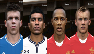 Download PES 2014 BPL Facepack by Rednik