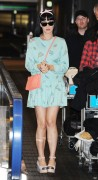 Katy Perry - Sexy Legs Narita International Airport - Tokyo Japan - March 1 2014