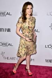 Anna Kendrick - Vanity Fair Campaign Hollywood Kick Off in LA 2/28/14
