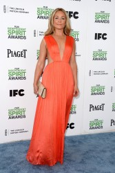 Elisabeth Rohm - 2014 Film Independent Spirit Awards in Santa Monica 3/1/14