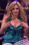 Tina Fey - Cleavage - SNL 'Ruff, Rugged & Roker'- HD Video