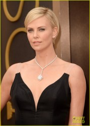 Charlize Theron - 86th Annual Academy Awards 3/2/14