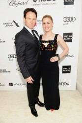Anna Paquin - 22nd Annual Elton John AIDS Foundation Academy Awards Viewing Party 3/2/14