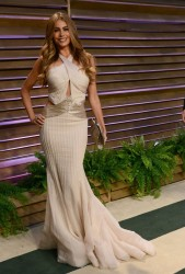 Sofia Vergara - 2014 Vanity Fair Oscar Party 3/2/14
