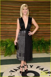 Reese Witherspoon - 2014 Vanity Fair Oscar Party 3/2/14