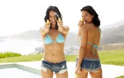 Olivia Munn : Hot Widescreen Wallpapers x 7