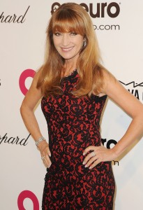 Jane Seymour � Elton John AIDS Foundation Academy Awards Viewing Party in LA x5
