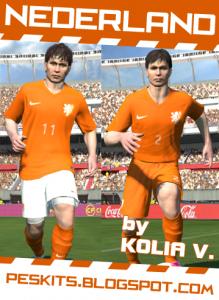 Download Netherlands 2014 GDB Kits by Kolia V.