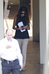 Selena Gomez - Going to a meeting in LA 3/5/14