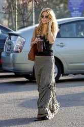 AnnaLynne McCord - Out in LA 3/6/14