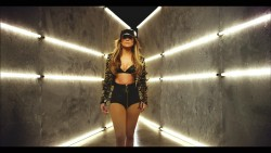 Jennifer Lopez in Wisin's Adrenalina Music Video