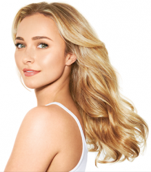 Hayden Panettiere - Neutrogena Triple Repair Hair Care Photoshoot