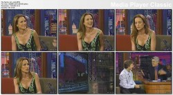 ANDIE MACDOWELL wow - leno interview (vhs)