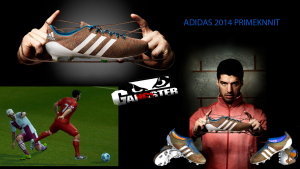 PES 2013 Adidas Primeknnit