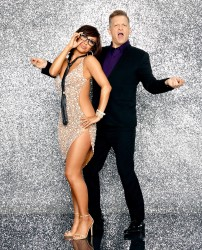 Cheryl Burke - Dancing With The Stars Promo Shoot