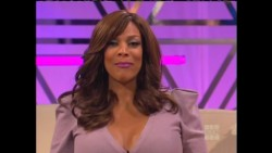 Wendy Williams Huge Knockers (MQ But Bigger)