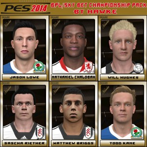 Download BPL/Sky Bet Championship Pack by Hawke