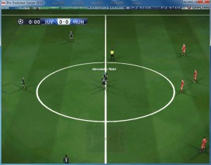 Download Scoreboard style PES 2013 + UCL 2013