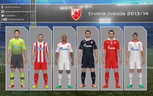 Download Crvena Zvezda 2013-14 GDB by Nemanja