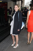 Lisa Faulkner - TRIC Awards, aka Television and Radio Industries Club Awards, London, 11-Mar-14