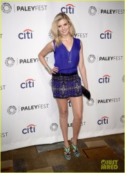 Maggie Grace - 2014 PaleyFest in Hollywood 3/16/14