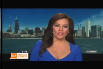 Robin Meade Basically took a Poop on Male Viewers Today! 1 Pic