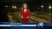 Jillian Mele -newsperson-NBC10 News Philadelphia PA Mar 18 2014