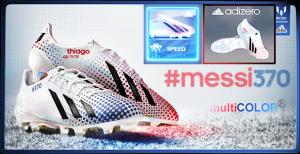 Download PES 2013 Adidas Adizero Messi 370 Goals by multiCOLOR