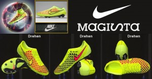 PES 2014 Nike Magista Yellow Boots by Ron69 - PES Patch 5692a5c173ce7