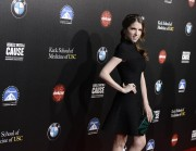 Anna Kendrick - 2nd Annual Rebels With A Cause Gala 3/20/14