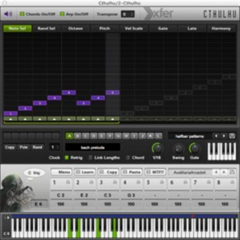 Xfer Records Cthulhu 1.03 (Win/Mac)