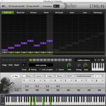 Xfer Records Cthulhu 1.03 (Win/Mac)