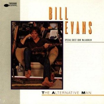 Bill Evans - The Alternative Man 1985 (1996) Lossless