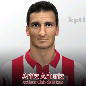 Download Aritz Aduriz PES 2014 Face by kpt1