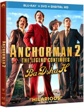Anchorman 2 The Legend Continues 2013 UNRATED BRRip 480p AC3 XviD EVO