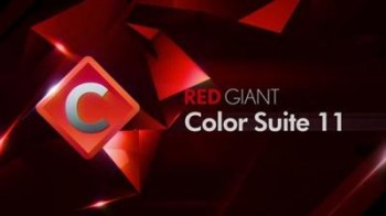 Red Giant Color Suite 11.0.5