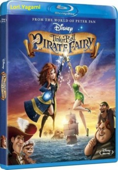 The Pirate Fairy 2014 BRRip AC3 x264 - PLAYNOW