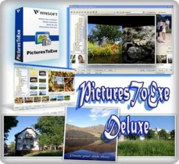 PicturesToExe Deluxe & Essentials 8.0.2 Multilingual