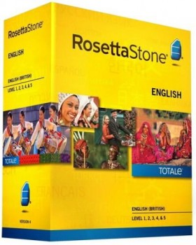 Rosetta Stone Totale v4.5.5 English All Levels (1-5)