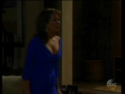 Nancy Lee Grahn, sex scene, General Hospital 3/25/14