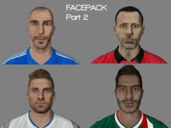 FIFA 14 Facepack - Release by Nizam07