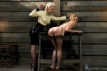 Cherry Torn, Mona Wales : Dominating A Dominatrix - Kink/ WhippedAss (2014/ SiteRip)