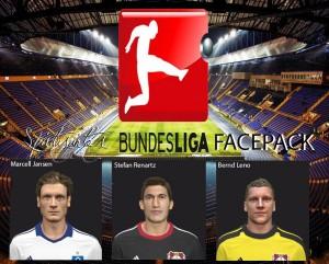 Download PES 2014 MiniFacepack Bundesliga by spiritusanto