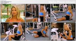 DENISE AUSTIN powerbase commercial - vhs