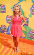 Audrey Whitby - 2014 Kid's Choice Awards 3/29/14